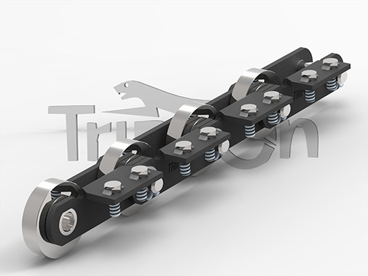 135 mm Pitch Conveyor Chain