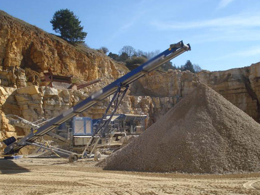 Mining & Quarrying